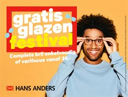 Opticien Aanbiedingen in de Hans Anders folder in Amsterdam