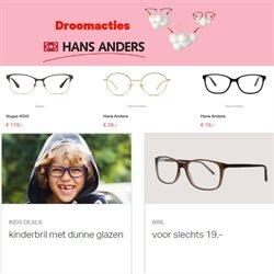 Catalogus van Hans Anders ( Net gepubliceerd )