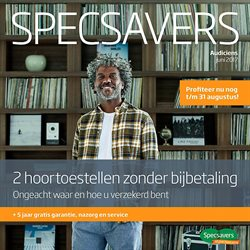 Aanbiedingen van Specsavers in the Amsterdam folder