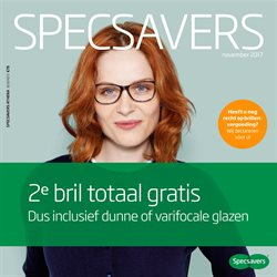 Opticien en Audicien Aanbiedingen in de Specsavers folder in Amsterdam