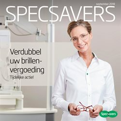 Opticien en Audicien Aanbiedingen in de Specsavers folder in Alkmaar