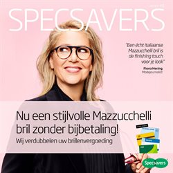 Opticien en Audicien Aanbiedingen in de Specsavers folder in Hoofddorp