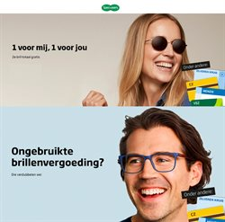 Opticien Aanbiedingen in de Specsavers folder in Stadskanaal