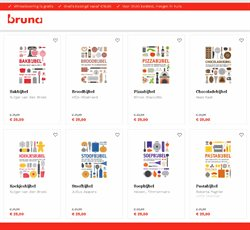 Catalogus van Bruna ( Nog 10 dagen )