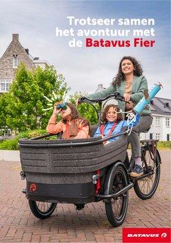 Aanbiedingen van Auto & Fiets in the Batavus folder ( Nog 3 dagen)