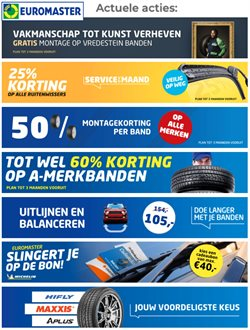 Catalogus van Euromaster ( Vervallen )
