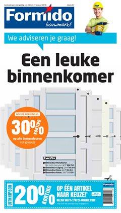 Aanbiedingen van Formido in the Rotterdam folder