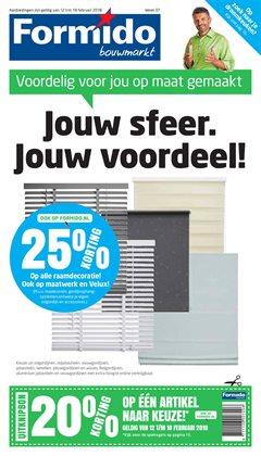 Aanbiedingen van Formido in the Den Haag folder
