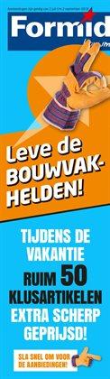 Aanbiedingen van Formido in the Haarlem folder