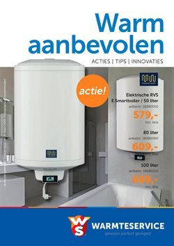 Aanbiedingen van Warmteservice in the Amsterdam folder