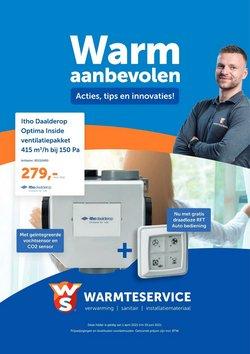 Aanbiedingen van Bouwmarkt & Tuin in the Warmteservice folder ( Nog 15 dagen)