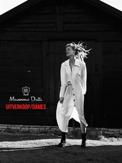 Aanbiedingen van Massimo Dutti in the Utrecht folder