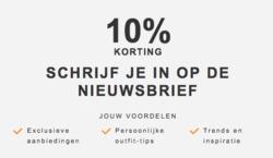 Aanbiedingen van Zalando in the Amsterdam folder
