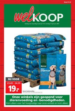 Aanbiedingen van Bouwmarkt & Tuin in the Welkoop folder ( Vervalt vandaag )