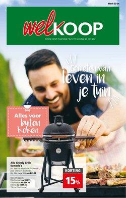 Aanbiedingen van Bouwmarkt & Tuin in the Welkoop folder ( Nog 5 dagen)