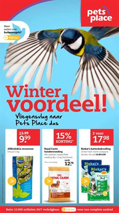 Aanbiedingen van Pets Place in the Amsterdam folder