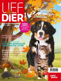 Catalogus van Pets Place ( Meer dan een maand)