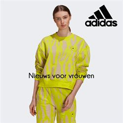Catalogus van Adidas ( Net gepubliceerd )