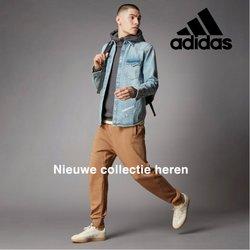 Catalogus van Adidas in Utrecht ( Net gepubliceerd )