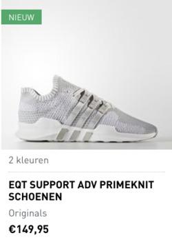 Aanbiedingen van Adidas in the Lelystad folder
