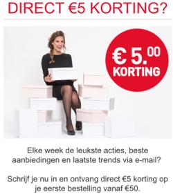 Aanbiedingen van Scapino in the Rotterdam folder