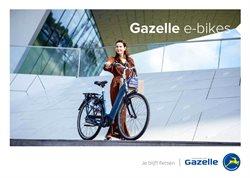 Auto & Fiets Aanbiedingen in de Gazelle folder in Roosendaal ( Meer dan een maand )