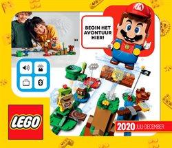 Catalogus van Lego ( Meer dan een maand )