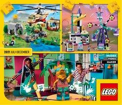 Aanbiedingen van Baby, Kind & Speelgoed in the Lego folder ( Meer dan een maand)