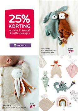 Aanbiedingen van Baby, Kind & Speelgoed in the Prenatal folder ( Nog 2 dagen )