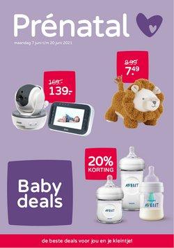 Aanbiedingen van Baby, Kind & Speelgoed in the Prenatal folder ( Nog 5 dagen)