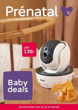 Aanbiedingen van Baby, Kind & Speelgoed in the Prenatal folder ( Net gepubliceerd)