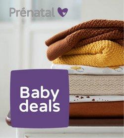 Aanbiedingen van Baby, Kind & Speelgoed in the Prenatal folder ( Nog 4 dagen)