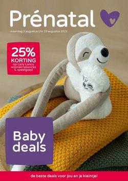 Aanbiedingen van Baby, Kind & Speelgoed in the Prenatal folder ( Nog 9 dagen)