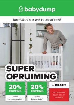 Aanbiedingen van Baby, Kind & Speelgoed in the Baby-Dump folder ( Nog 4 dagen)