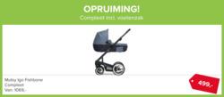 Aanbiedingen van Baby-dump in the Utrecht folder