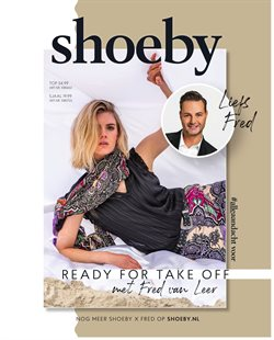 Aanbiedingen van Shoeby in the Stadskanaal folder