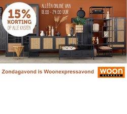 Aanbiedingen van Wonen & Meubels in the Woonexpress folder ( Net gepubliceerd)