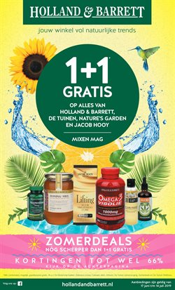 Drogisterij & Parfumerie Aanbiedingen in de Holland & Barrett folder in Utrecht