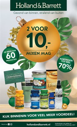 Aanbiedingen van Holland & Barrett in the Rotterdam folder