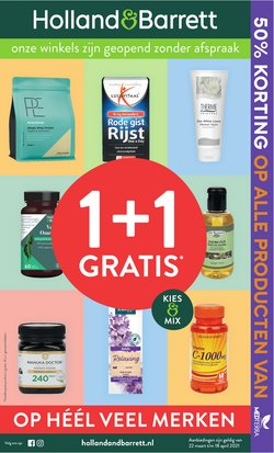 Catalogus van Holland & Barrett ( Nog 4 dagen )