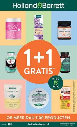 Aanbiedingen van Drogisterij & Parfumerie in the Holland & Barrett folder ( Nog 17 dagen)