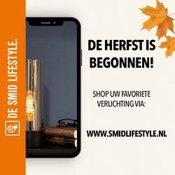Aanbiedingen van Computers & Elektronica in the De Smid Lifestyle folder ( Nog 5 dagen)