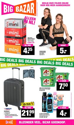 Catalogus van Big Bazar ( Nog 6 dagen )