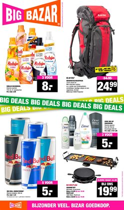 Catalogus van Big Bazar ( Verloopt morgen )