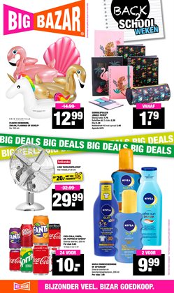 Catalogus van Big Bazar ( Nog 7 dagen )