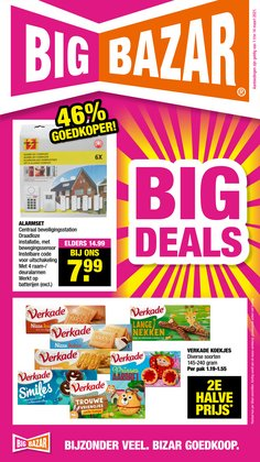 Catalogus van Big Bazar ( Net gepubliceerd )