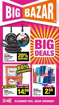 Catalogus van Big Bazar ( Nog 10 dagen)