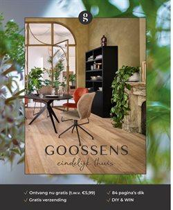 Catalogus van Goossens ( Vervallen )