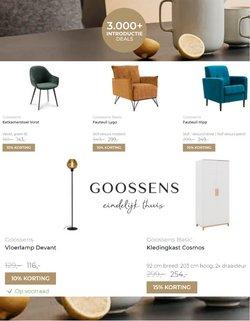 Aanbiedingen van Goossens in the Goossens folder ( Nog 14 dagen)