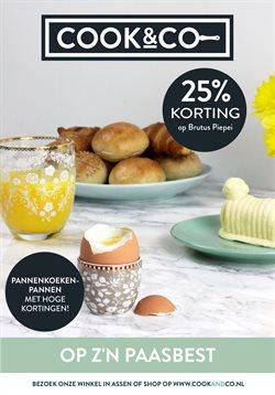 Aanbiedingen van Cook&Co in the Amsterdam folder
